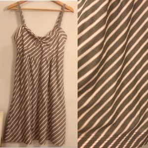 ☀️4/$15 American Eagle Striped Sundress